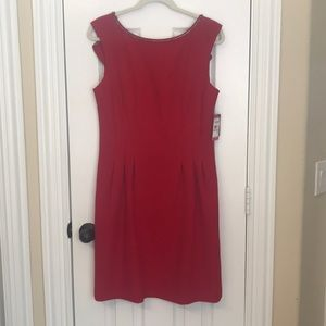 VINCE CAMUTO Red dress 12